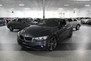 Used 2017 BMW 4 Series 430i XDRIVE NO ACCIDENTS I NAVIGATION I SUNROOF I REAR CAM for sale in Mississauga, ON