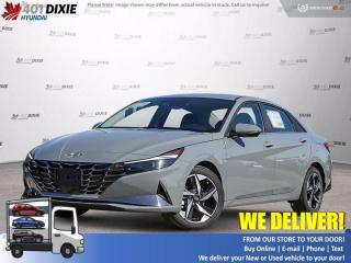 New 2021 Hyundai Elantra ULT FWD for sale in Mississauga, ON