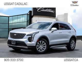 Used 2019 Cadillac XT4 Premium Luxury AWD   DUAL SUNROOF   NAVI   for sale in Burlington, ON