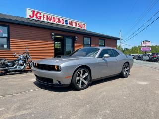 Used 2016 Dodge Challenger R/T SHAKER for sale in Millbrook, NS