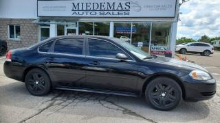 Used 2013 Chevrolet Impala LT for sale in Mono, ON