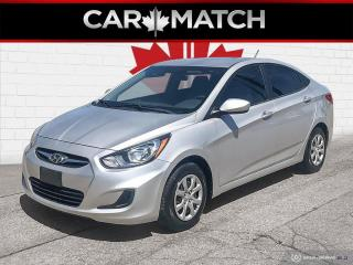 Used 2012 Hyundai Accent GL / NO ACCIDENTS / AC / 96,902 KM for sale in Cambridge, ON