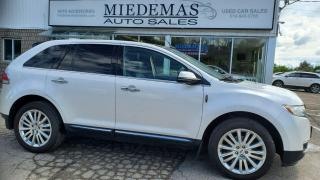 Used 2013 Lincoln MKX for sale in Mono, ON