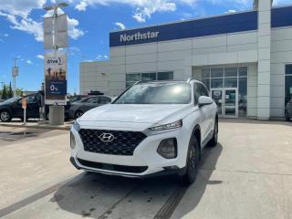 Used 2019 Hyundai Santa Fe LUXURY AWD/PANOROOF/LEATHER/BACKUPCAM/HEATEDSEATS for sale in Edmonton, AB