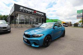 Used 2018 BMW M2 for sale in Markham, ON