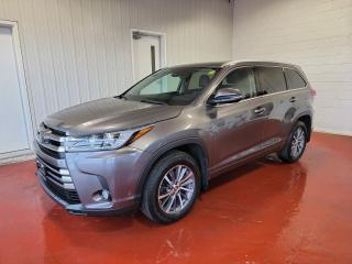 Used 2018 Toyota Highlander XLE AWD for sale in Pembroke, ON