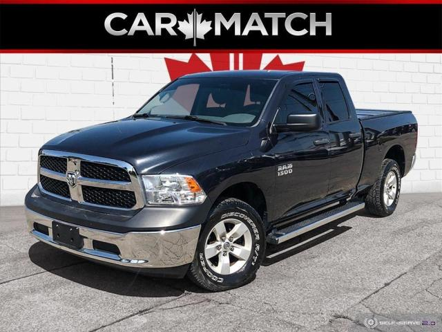 2017 RAM 1500 ST / 4X4 / DOUBLE CAB / ONLY 49875 KM