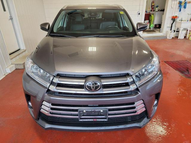 2018 Toyota Highlander XLE AWD Photo5