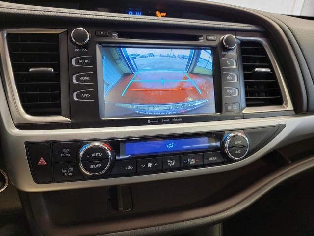 2018 Toyota Highlander XLE AWD Photo17