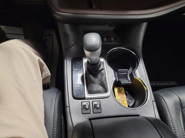 2018 Toyota Highlander XLE AWD Photo18