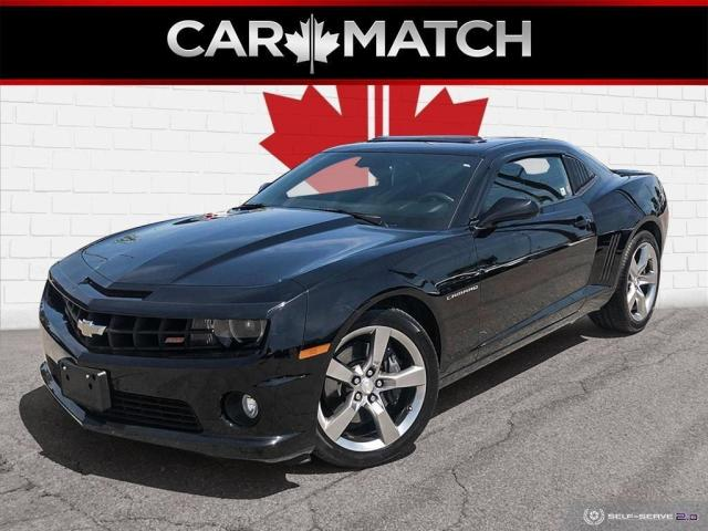 2010 Chevrolet Camaro 2SS / LEATHER / NO ACCIDENTS / ONE OWNER