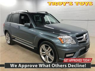 Used 2012 Mercedes-Benz GLK-Class GLK 350 for sale in Guelph, ON