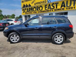 Used 2009 Hyundai Santa Fe LIMITED for sale in Scarborough, ON