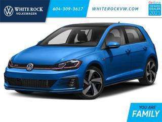 New 2021 Volkswagen Golf GTI Autobahn for sale in Surrey, BC