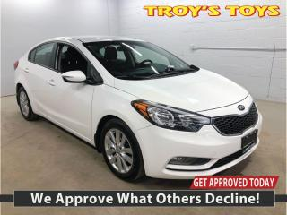 Used 2015 Kia Forte LX+ for sale in Guelph, ON