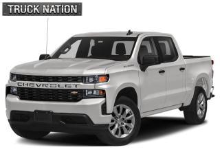 New 2021 Chevrolet Silverado 1500 Custom for sale in Burnaby, BC