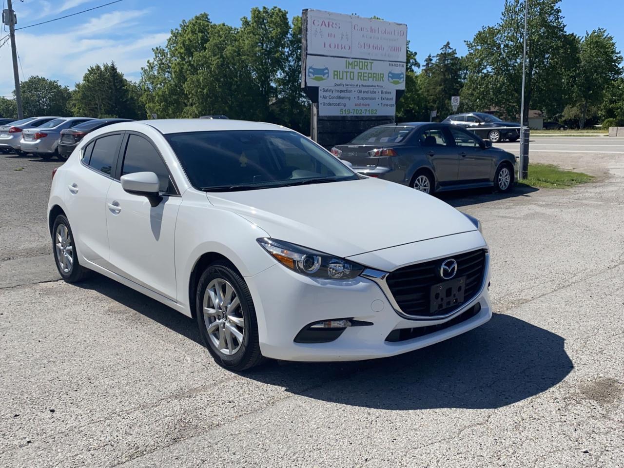 2018 Mazda MAZDA3 50th anniversary edition*LEATHER*