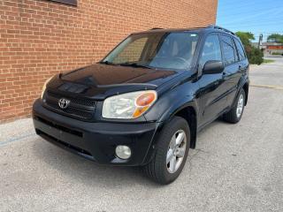 Used 2005 Toyota RAV4 SUNROOF/ LIMITED for sale in Oakville, ON