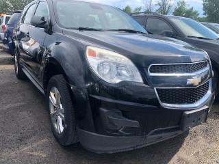 Used 2012 Chevrolet Equinox LS for sale in Pickering, ON