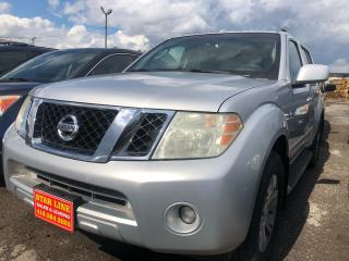 Used 2009 Nissan Pathfinder SE for sale in Pickering, ON