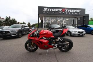Used 2020 Ducati Panigale V4 S for sale in Markham, ON
