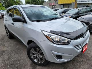 Used 2015 Hyundai Tucson GL/AWD/LOADED/ALLOYS/CLEAN CAR FAX for sale in Scarborough, ON