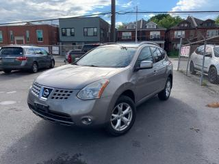 Used 2008 Nissan Rogue SL AWD for sale in Hamilton, ON