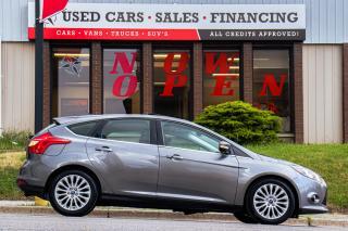Used 2012 Ford Focus Titanium | Auto | Leather | Roof | Navi | Alloys for sale in Oshawa, ON