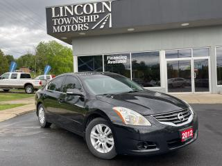 Used 2012 Nissan Altima S for sale in Beamsville, ON