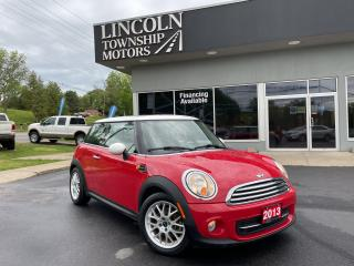 Used 2013 MINI Cooper for sale in Beamsville, ON
