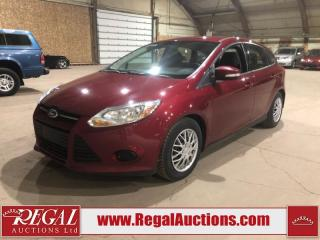 Used 2014 Ford Focus SE 5D Hatchback for sale in Calgary, AB