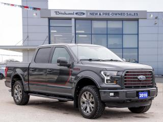 Used 2016 Ford F-150 Lariat 502A SPECIAL EDITION SPORT  PKG | ROOF for sale in Winnipeg, MB