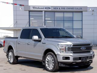 Used 2018 Ford F-150 Limited COMPLETELY LOADED   RARE FIND for sale in Winnipeg, MB