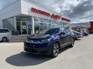Used 2017 Honda CR-V LX AWD | HONDA SENSING | LOCAL | for sale in Winnipeg, MB