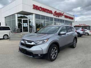 Used 2019 Honda CR-V EX-L SUNROOF | LEATHER | LOCAL | for sale in Winnipeg, MB