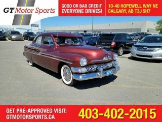 Used 1951 Mercury Unlisted Item Suicide Doors 1CM Body    $0 DOWN - EVERYONE APPRO for sale in Calgary, AB