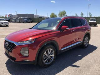 Used 2019 Hyundai Santa Fe Luxury for sale in Winnipeg, MB