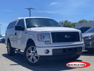 Used 2014 Ford F-150 STX 4x2 ONE OWNER, CLEAN CARFAX for sale in Midland, ON