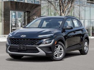 New 2022 Hyundai KONA Essential for sale in Winnipeg, MB