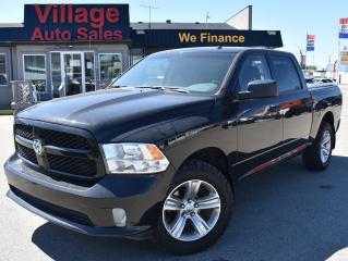 Used 2018 RAM 1500 ST CRUISE CONTROL! A/C! BACK UP CAMERA! 4X4! for sale in Saskatoon, SK