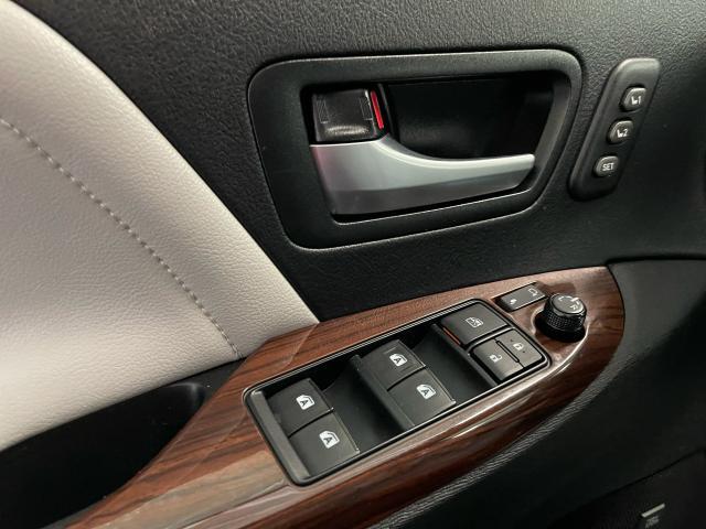 2017 Toyota Sienna Limited  AWD NAVIGATION/PANORAMIC SUNROOF /DVD Photo13