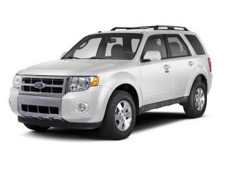 New 2011 Ford Escape XLT for sale in Shellbrook, SK
