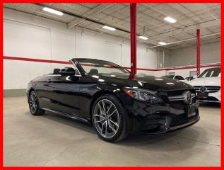 Used 2019 Mercedes-Benz C-Class C43 AMG 4MATIC DISTRONIC NIGHT AMG DRIVER TECHNOLOGY for sale in Vaughan, ON