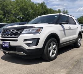 Used 2017 Ford Explorer XLT for sale in Brockville, ON