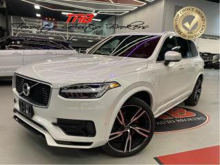 Used 2017 Volvo XC90 Hybrid T8 R-DESIGN I 7-PASS I PANO I COMING SOON for sale in Vaughan, ON