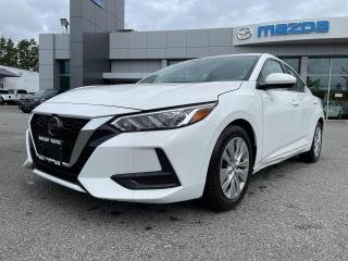 Used 2020 Nissan Sentra S Plus for sale in Surrey, BC