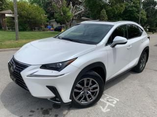 Used 2018 Lexus NX 300 PREMIUM  KEATHER  ROOF  BLIS  HTD SEATS  BACKUP CA for sale in Ottawa, ON