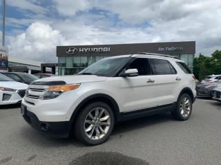 Used 2015 Ford Explorer Limited w/Navi for sale in Port Coquitlam, BC