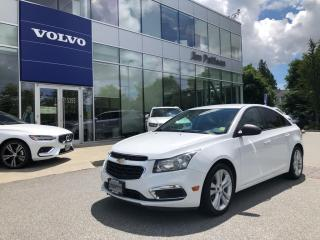 Used 2016 Chevrolet Cruze Limited LS 2LS for sale in Surrey, BC