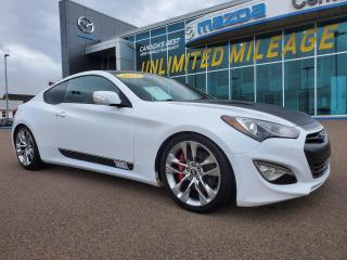 Used 2015 Hyundai Genesis Coupe GT 3.8L for sale in Charlottetown, PE